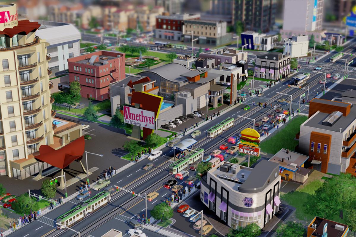 Simcity Mac Download Online