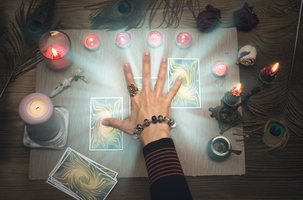Psychic Reading Steps